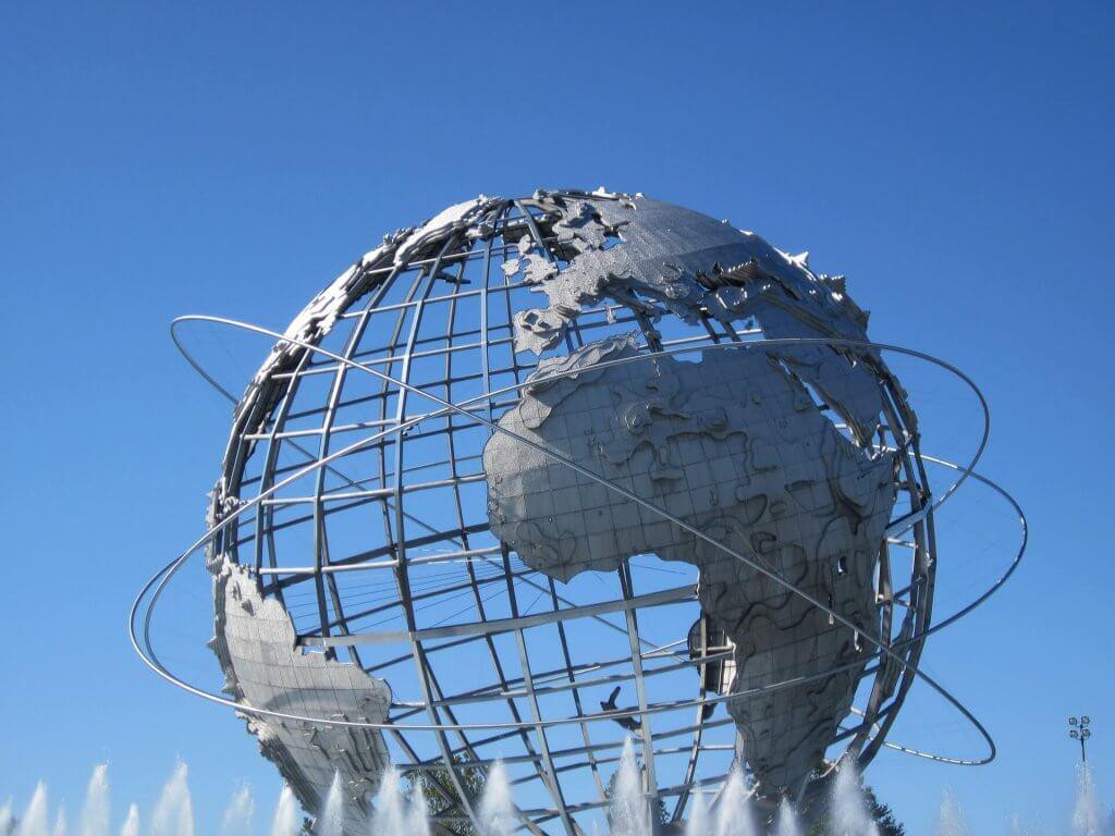 Il globo più grande del mondo