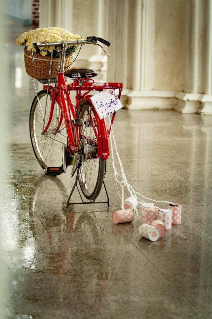 bici sposi