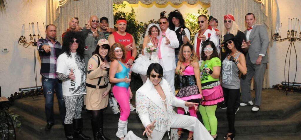 Elvis matrimonio