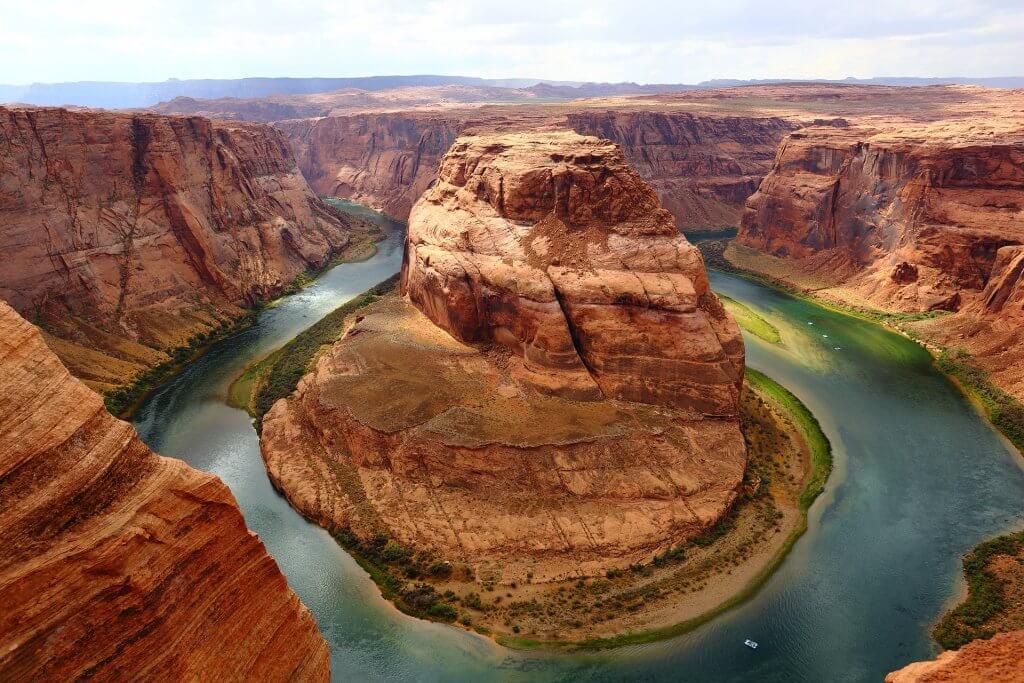Curva a ferro di cavallo Grand Canyon