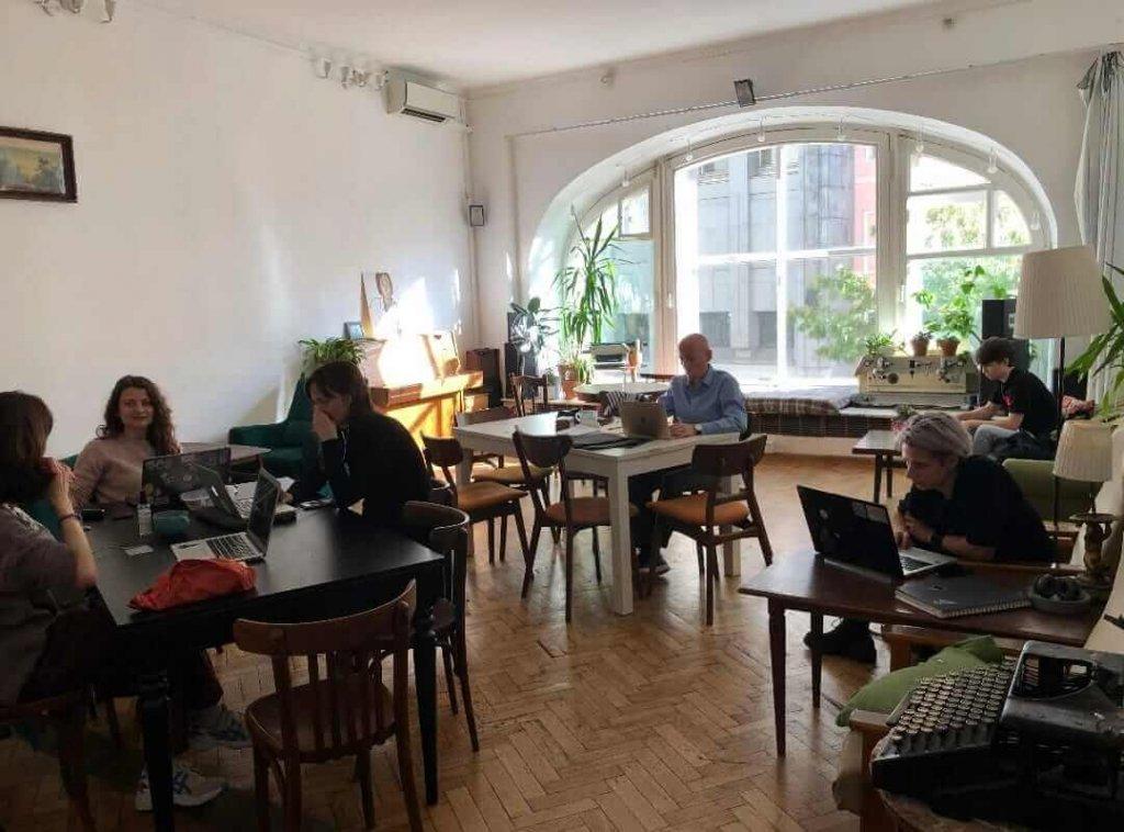 Cafe Ziferblat