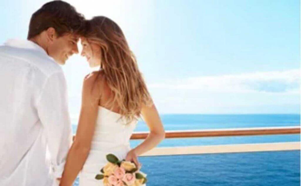 Sposi a bordo