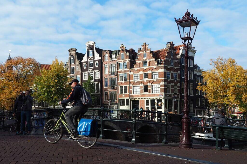 bici sul canale