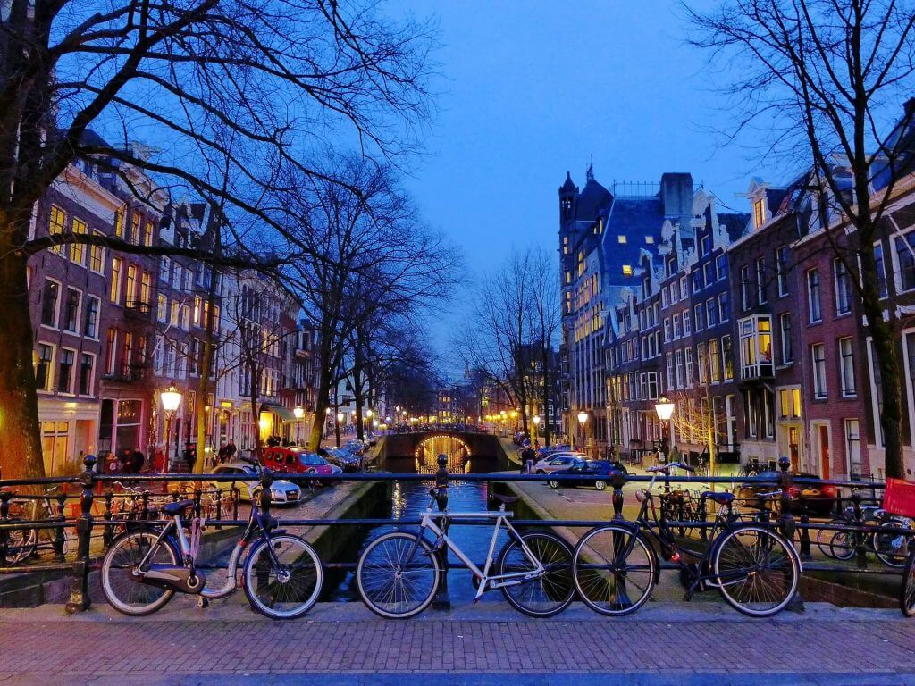 Scorci Amsterdam